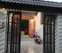 Nhà mới 3 lầu, số 357 SHR, đường trước nhà ô tô Dương Đình Hội, P. Phước Long B, Q9