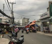 Nhà hẻm xe hơi ngay chợ Hoa Cau, đường 147, Phước Long B, Q9, 4 tỷ, DT 80m2