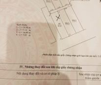 Đất phân lô góc mặt ngõ 68 Nguyễn Văn Linh 3 mặt ngõ 82m2 mặt tiền 5m giá 4.1 tỷ kinh doanh đỉnh