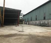 Cho thuê kho xưởng 800m2, 1,000m2 tại Ngọc Hồi, Thanh Trì