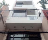 Bán nhà đường Ấp Bắc, DT 7,5 x 22m, trệt + 5 lầu + ST, đang cho thuê 80/tháng