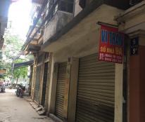 Bán nhà PL ngõ phố Khương Thượng ,Hà Nội,kinh doanh tốt,32 m2,giá 3.5 tỷ.