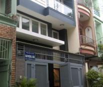 Bán nhà mặt tiền nội bộ Ba Vì, P4, DT 5x22m, 4 tầng