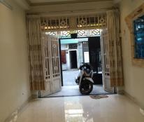 Nhà HXH 373 Lý Thường Kiệt, Tân Bình, giáp Q10, DT 4.9x17m, nhà NTCC 4 lầu