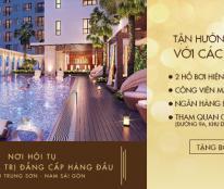 Căn hộ cao cấp Sài Gòn Mia, khu Trung Sơn, khu phức hợp văn hóa giải trí cao cấp