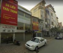 Bán gấp nhà lô Góc, Kinh doanh, Oto, Thái Thịnh, quận Đống Đa S75m2-0914693175.