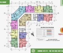 Bán các suất 2PN,3PN, giá gốc 15,5tr chênh thấp tại dự án chung cư B32 Đại Mỗ -tổng cục 5