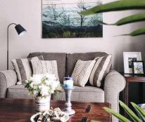 Vinhomes Central Park- Cho thuê căn hộ 2 PN đầy đủ nội thất, giá thuê: 19.5 triệu/tháng