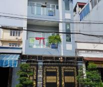 Cho thuê nhà 2MT đường An Dương Vương, P. An Lạc A, Bình Tân, DT 5.6x26.5m, 3 tấm, giá 38tr/tháng