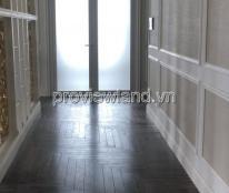Cho thuê căn hộ penthosue The Manor 4 phòng ngủ DT 262m2 nội thất cơ bản