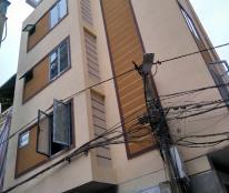 Bán nhà ô tô đỗ cửa khu nhà ở Bộ Công an An Hòa, Mỗ Lao, Hà Đông, 33m2, 5 tầng, giá 2.8 tỷ