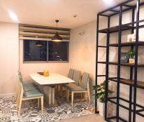 Cho thuê căn hộ Grand View vòng cung, DT 192m2, có sân vườn trồng cây, nội thất cao cấp