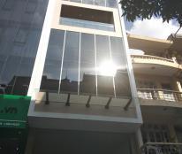 Bán nhà MP Nguyễn Trường Tộ. 62m × 5 tầng ×MT: 4.5m, giá 26,5 tỷ.