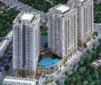 Bán căn hộ 57 m2, 2pn, dự án Hateco Xuân Phương, chỉ hơn 1.2 tỷ, ck lên đến 3%, ls 0%.