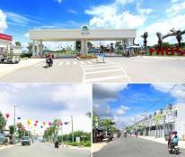 Bán nền đất Block Q9 ngay trục đường chính 14m khu dân cư Cát Tường Phú Sinh