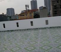 Bán nhà Nguyễn Chính, Hoàng Mai, 4.5 tỷ, 48.7m2, 5 tầng, mặt tiền rộng, lô góc