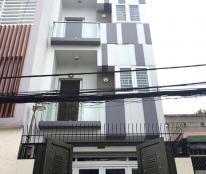 Bán nhà hẻm 42 Nguyễn Minh Hoàng (khu K300 ) 4,5x18m, 4 lầu, giá 14,5 tỷ