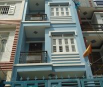 Bán nhà MT Nguyễn Hữu Tiến, P. Tây Thạnh, Q. Tân Phú, DT: 4 x 20m (3 lầu), gía: 8.5 tỷ (TL)
