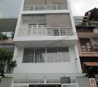 Bán gấp nhà mặt tiền đường Nguyễn Thái Bình, P Nguyễn Thái Bình, Q1. DT: 4,6x21m, 1 trệt, 4 lầu