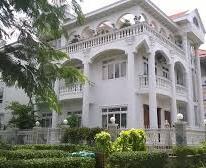 Cho thuê biệt thự Mỹ Giang, Q7, nội thất đầy đủ, giá 35.5 tr/th, LH: 0935562279 Mr Tuấn