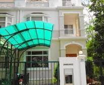 Cho thuê biệt thự Hưng Thái, Phú Mỹ Hưng, Q. 7. LH: 0901383168