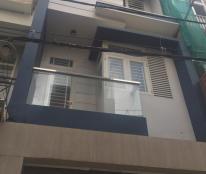 Cho thuê nhà mặt tiền đường Bàu Cát 3, P14, DT 4,5x18m, 1 trệt, 2 lầu