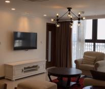Cho thuê căn hộ cao cấp tại chung cư D2- Giảng Võ 125m2, 3PN, đủ đồ giá 18triệu/tháng.