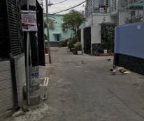 Bán nhà HXM Phan Văn Trị, Bình Thạnh, để xuất ngoại gấp, 4,65 tỷ