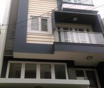 Bán nhà mặt tiền Trương Công Định, P14, Tân Bình, 4x18m