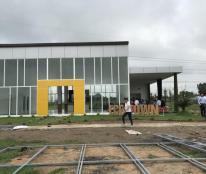 Bán 100m2 đất nền Vincom, 4 mặt tiền Lê Duẩn, Nguyễn Hải, giá chỉ 12tr7/m2, ngân hàng hỗ trợ 50%