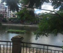 Cho thuê nhà mặt phố Đặng Tiến Đông, mặt hồ Hoàng Cầu