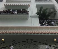Cho thuê nhà mặt tiền đường Nguyễn Hồng Đào, DT 4,3x25m, 1 trệt, 4 lầu, Q Tân Bình