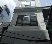 Nhà ngõ 124 Tân Triều, DT 31m2, 4 tầng, xây 2 năm, giá 2.05 tỷ