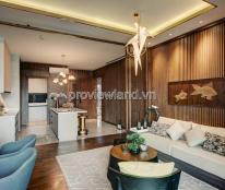 Căn hộ cao cấp dEdge Thảo Điền tầng thấp cần bán có diện tích 149m2 3 phòng ngủ nhà thô
