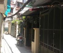 nhà mb 50m2 x 4 tàng SĐCC ngõ rộng phố Thanh Nhàn sân cổng khép kín 3 tỷ 950tr