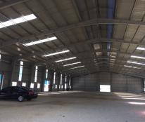 Cho thuê xưởng 2556m2 tại Hải Dương, Bình Giang mặt QL39, trạm điện 750KVA (Có ảnh)