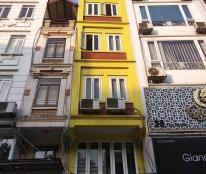 Cần bán gấp nhà mặt phố Khâm Thiên 100m, 5 tầng, mặt tiền 4.2m, giá 21 tỷ