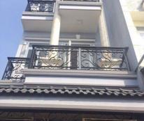 Nhà Đẹp Khu Phân Lô HXH Âu Cơ 60m2, Tân Phú 4 tầng, 7 tỷ