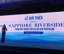 Lễ giới thiệu 2 block 5-7 thuộc phân khu Sapphire dự án Gem Riverside đã diễn ra tốt đẹp 08/07