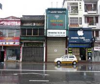 Cho thuê nhà MT 4.5m, DT 90m2, 3 tầng, MP Trần Nguyên Hãn, gần Đồng Bún, LH 0936.507.588