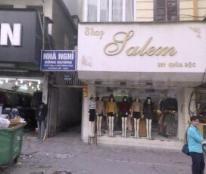 Cho thuê mặt bằng kinh doanh phường Quang Trung, Đống Đa giá rẻ
