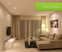 Cho thuê căn hộ chung cư tại dự án Central Field Trung Kính, diện tích 69m2, 2PN, 2WC, 1PK