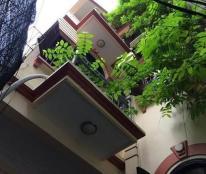 Cho thuê nhà riêng tại ngõ Giếng Mứt - Bạch Mai. - DT 45 m2 x 3 tầng