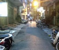 Nhà mặt ngõ kinh doanh, ô tô vào nhà, Nguyễn Chí Thanh, DT 40m2,3,5 tầng, MT 3,6m, giá 6,5 tỷ