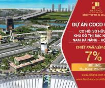 Bán đất dự án Coco City, sổ đỏ hoàn chỉnh, CK đến 7%. LH tư vấn lựa chọn vị trí đẹp 0963089663