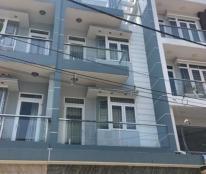 Nóng! Bán nhà hẻm 6m Âu Cơ, p9, Tân Bình, 4x18m, 4 tầng mới 100%