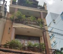 Cần bán nhà dtsd 400m2 ban công kiếng hiện đại hxh Kỳ Đồng quận 3