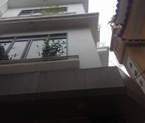 Bán nhà 2 mặt phố Nam Đồng, 81m2, 4 tầng, mặt tiền 4.1m nở hậu, giá 26 tỷ