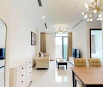 Căn hộ 1PN đầy đủ nội thất cao cấp có bồn tắm nằm cho thuê giá 18 triệu/tháng Vinhomes Central Park