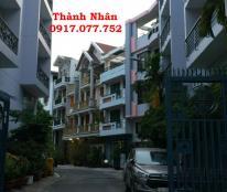 Bán nhà hxh Nguyễn Trọng Tuyển P2 Tân Bình, 4x18m, 4 lầu, giá 13.7 tỷ.